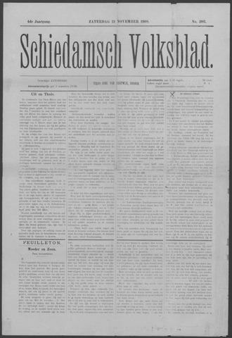 Schiedamsch Volksblad 1908