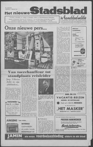 Het Nieuwe Stadsblad 1967-02-01