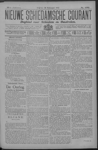 Nieuwe Schiedamsche Courant 1917-02-16