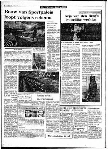 Rotterdamsch Parool / De Schiedammer 1970-10-24