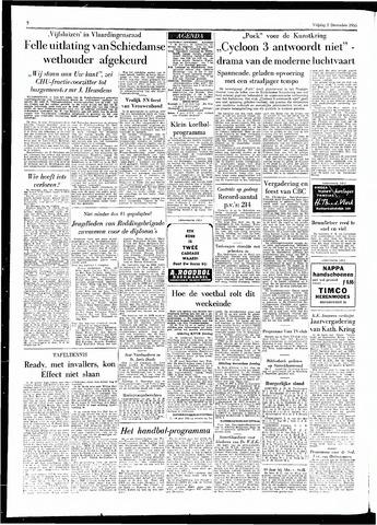 Rotterdamsch Parool / De Schiedammer 1955-12-02
