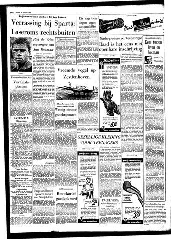 Rotterdamsch Parool / De Schiedammer 1964-10-30