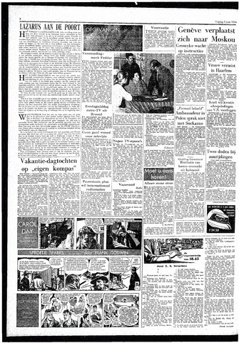 Rotterdamsch Parool / De Schiedammer 1959-06-05