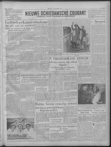 Nieuwe Schiedamsche Courant 1949-11-08