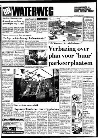 Rotterdamsch Nieuwsblad / Schiedamsche Courant / Rotterdams Dagblad / Waterweg / Algemeen Dagblad 1983-07-18