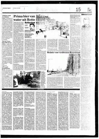 Rotterdamsch Nieuwsblad / Schiedamsche Courant / Rotterdams Dagblad / Waterweg / Algemeen Dagblad 1993-04-17