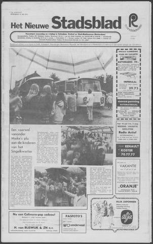 Het Nieuwe Stadsblad 1972-07-12