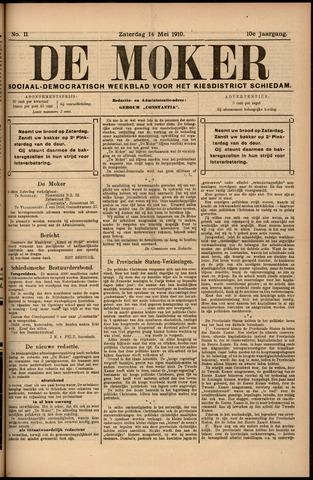 De Moker 1910-05-14