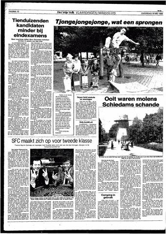 Het Vrije volk 1988-05-14