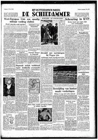 Rotterdamsch Parool / De Schiedammer 1948-05-21