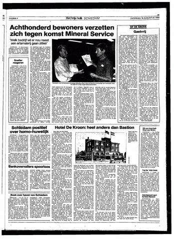 Het Vrije volk 1990-08-18