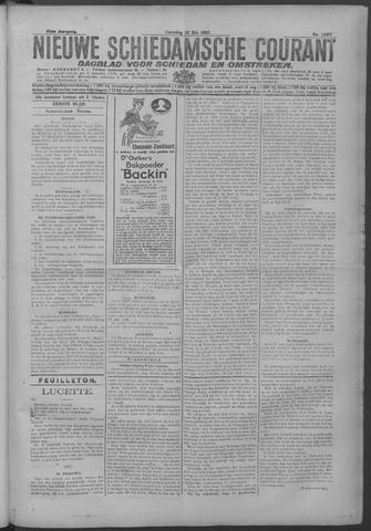 Nieuwe Schiedamsche Courant 1925-05-23