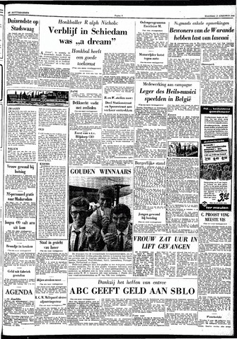 Trouw / De Rotterdammer 1964-08-17