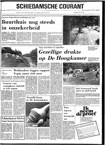 Rotterdamsch Nieuwsblad / Schiedamsche Courant / Rotterdams Dagblad / Waterweg / Algemeen Dagblad 1979-08-01