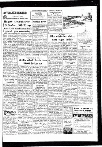 Rotterdamsch Nieuwsblad / Schiedamsche Courant / Rotterdams Dagblad / Waterweg / Algemeen Dagblad 1965-10-20