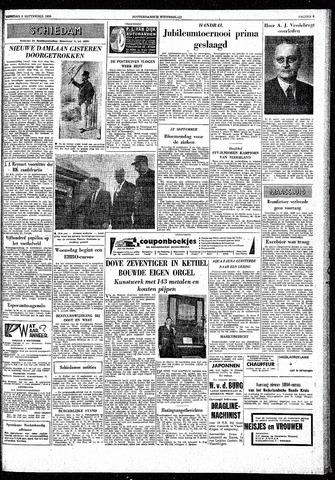 Rotterdamsch Nieuwsblad / Schiedamsche Courant / Rotterdams Dagblad / Waterweg / Algemeen Dagblad 1959-09-08