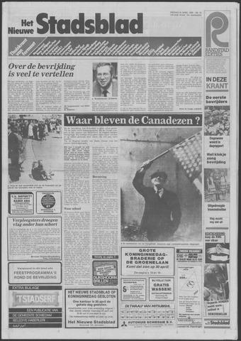 Het Nieuwe Stadsblad 1985-04-26