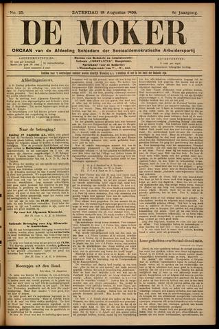 De Moker 1906-08-18