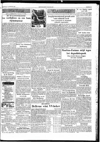 Rotterdamsch Nieuwsblad / Schiedamsche Courant / Rotterdams Dagblad / Waterweg / Algemeen Dagblad 1959-01-08