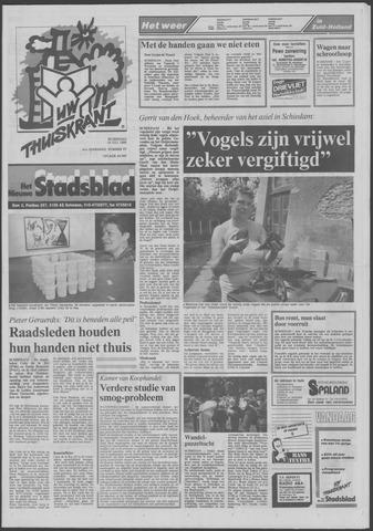 Het Nieuwe Stadsblad 1989-07-19