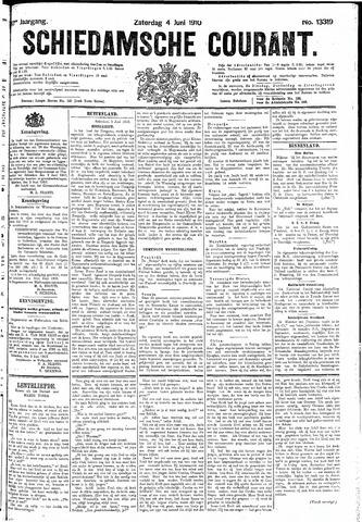 Schiedamsche Courant 1910-06-04