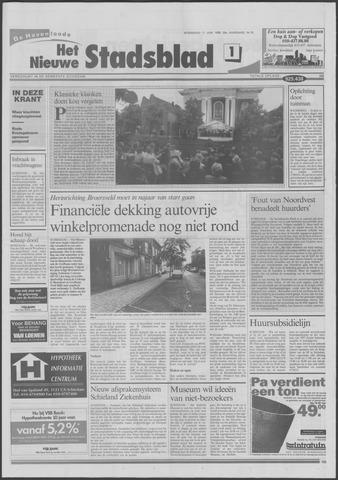 Het Nieuwe Stadsblad 1998-06-17