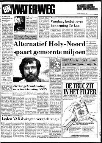 Rotterdamsch Nieuwsblad / Schiedamsche Courant / Rotterdams Dagblad / Waterweg / Algemeen Dagblad 1983-03-18