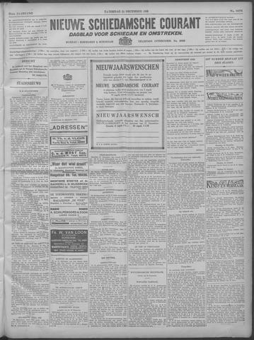 Nieuwe Schiedamsche Courant 1932-12-24