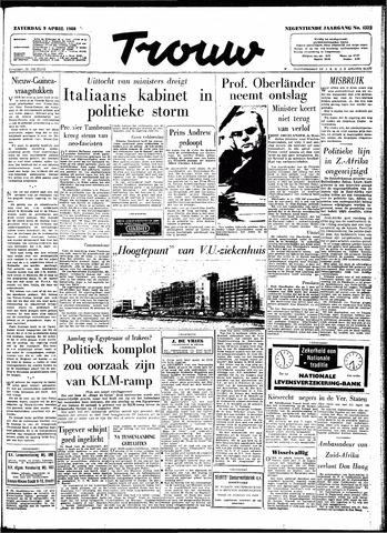 Trouw / De Rotterdammer 1960-04-09