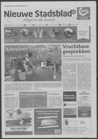 Het Nieuwe Stadsblad 2017-11-08