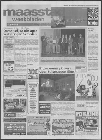 Maaspost / Maasstad / Maasstad Pers 2006-11-29