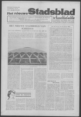 Het Nieuwe Stadsblad 1963-01-16