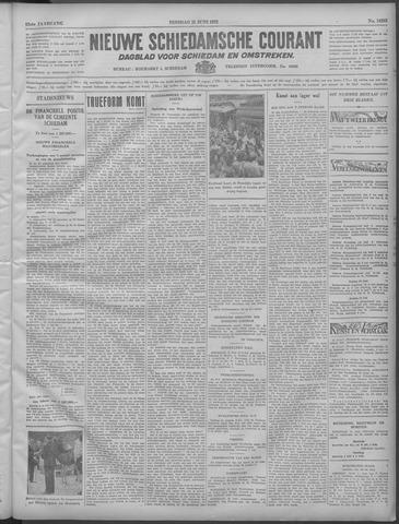 Nieuwe Schiedamsche Courant 1932-06-21