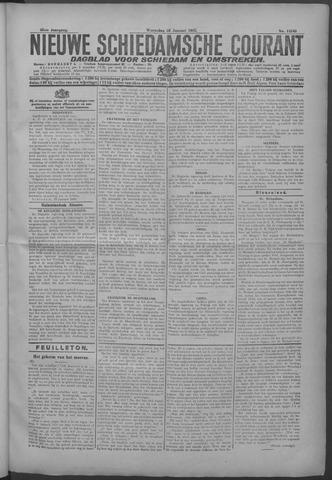 Nieuwe Schiedamsche Courant 1925-01-28