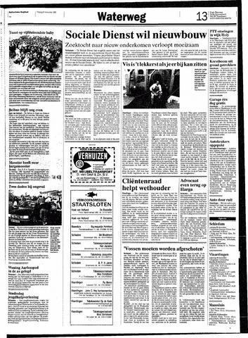 Rotterdamsch Nieuwsblad / Schiedamsche Courant / Rotterdams Dagblad / Waterweg / Algemeen Dagblad 1991-12-27
