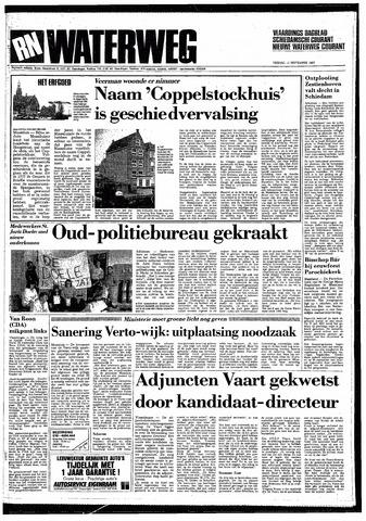 Rotterdamsch Nieuwsblad / Schiedamsche Courant / Rotterdams Dagblad / Waterweg / Algemeen Dagblad 1987-09-11