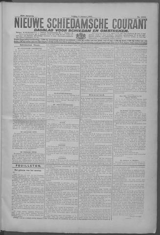 Nieuwe Schiedamsche Courant 1925-01-09
