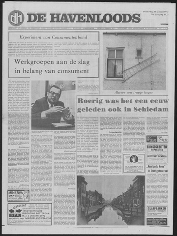 De Havenloods 1972-01-13