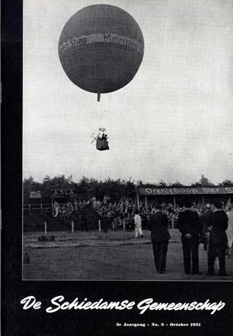 Schiedamse Gemeenschap (tijdschrift) 1951-10-01