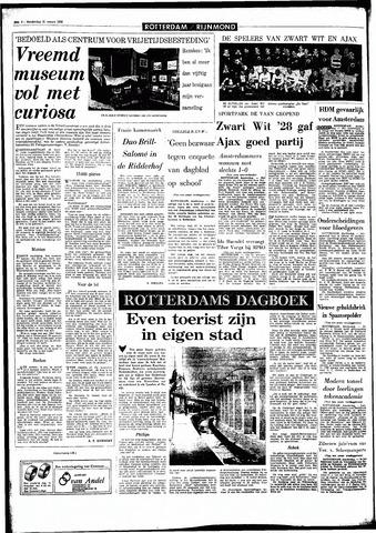 Rotterdamsch Parool / De Schiedammer 1966-03-31