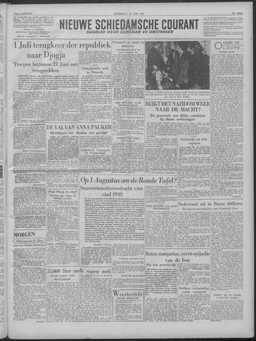Nieuwe Schiedamsche Courant 1949-06-23