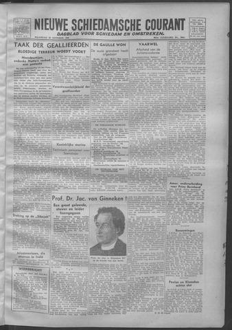 Nieuwe Schiedamsche Courant 1945-10-22