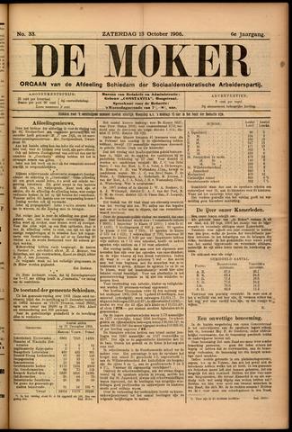 De Moker 1906-10-13