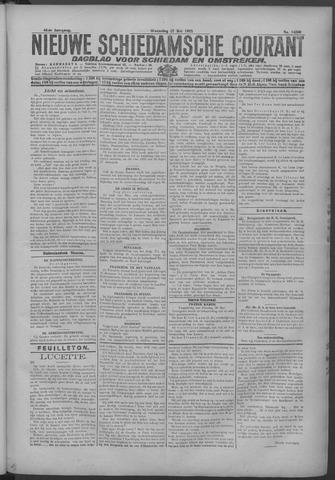 Nieuwe Schiedamsche Courant 1925-05-27