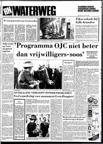 Rotterdamsch Nieuwsblad / Schiedamsche Courant / Rotterdams Dagblad / Waterweg / Algemeen Dagblad 1983-03-14
