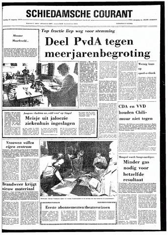 Rotterdamsch Nieuwsblad / Schiedamsche Courant / Rotterdams Dagblad / Waterweg / Algemeen Dagblad 1979-08-21