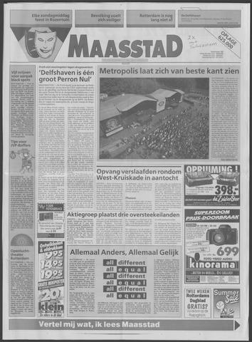 Maaspost / Maasstad / Maasstad Pers 1995-07-05