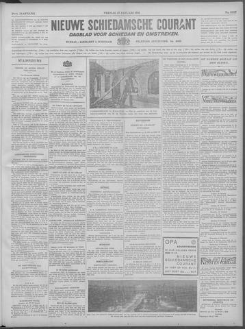 Nieuwe Schiedamsche Courant 1933-01-27
