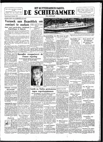 Rotterdamsch Parool / De Schiedammer 1947-10-23