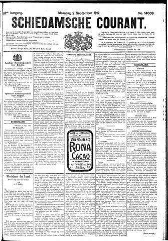 Schiedamsche Courant 1912-09-02